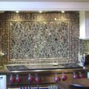 Interlocking Ellipses Mosaic