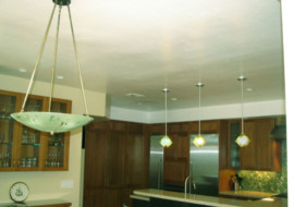 Fused Glass Kitchen