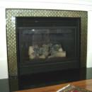 Basketweave Fireplace Surround