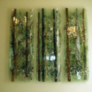 Abstract Trees Wall Art