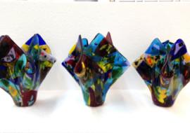 Colorful Glass Pendant Lights