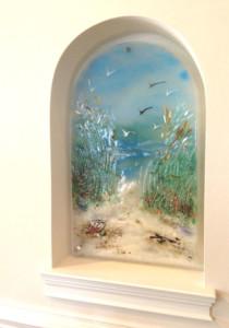Glass Beach Mural