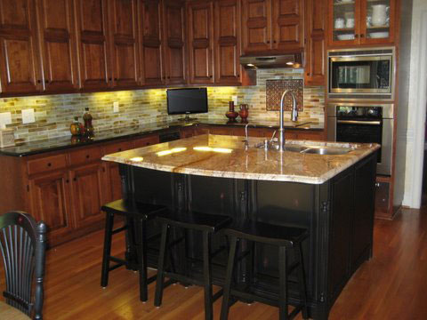Backsplash Kitchen Ideas on Backsplash Chew1 Stained Glass Mosaic Tile Kitchen Backsplash With