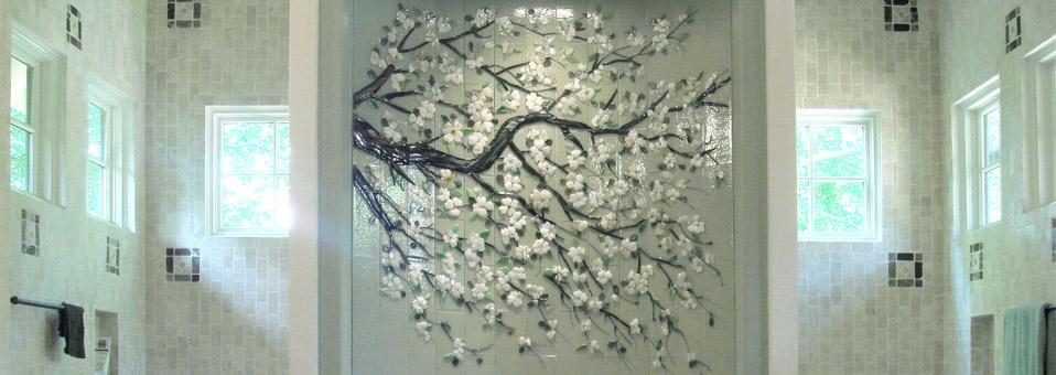Designer Glass Mosaics
