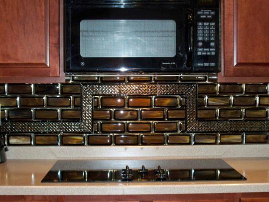 stacked tiles designer glass mosaics designer glass