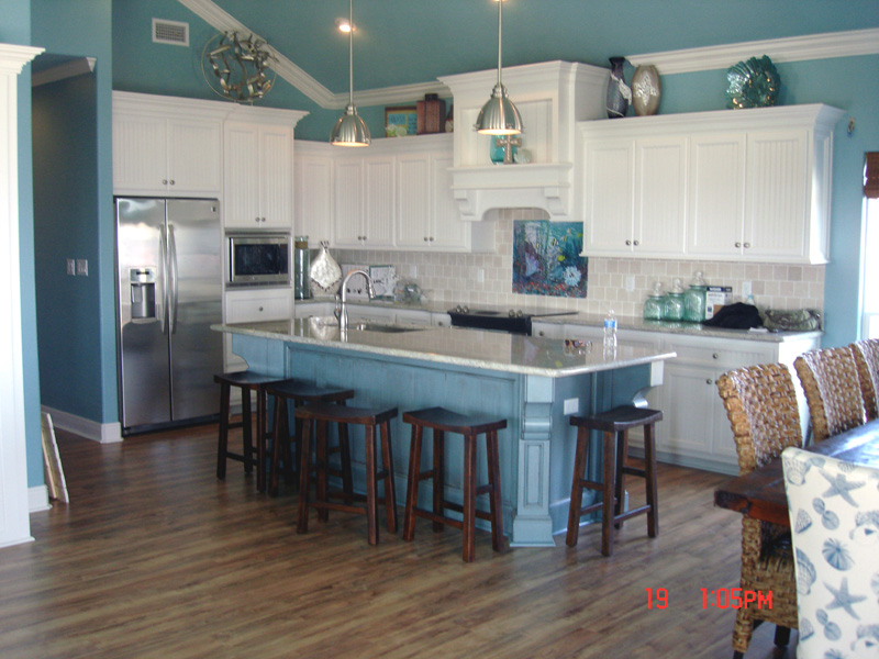 Pictures Of Beach Themed Kitchens Kitchen Appliances Tips And Review