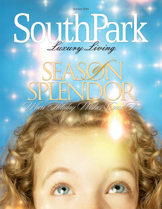 SouthPark Magazine October 2005