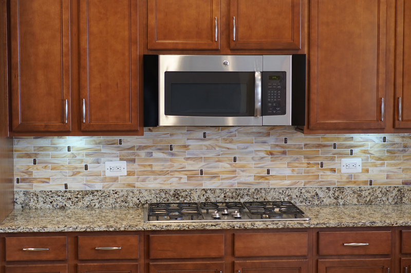 Stained Glass Kitchen Backsplash. We [u2026] Zoom In Read More