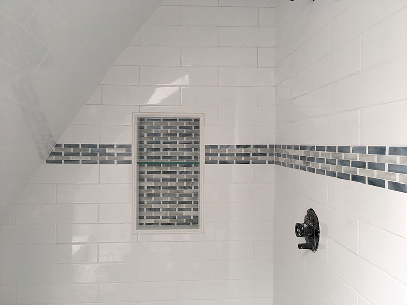 Glass Border Tiles – Horizontal